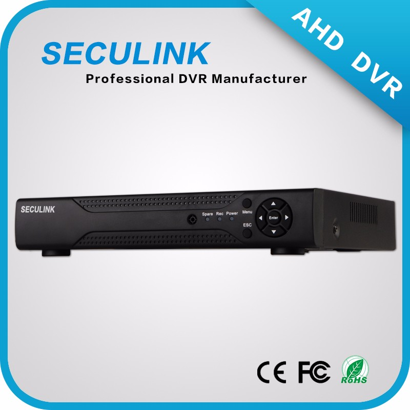 New p2p mini 8 channel ahd dvr h 264 dvr firmware hi3521 support 4 Audio input 1 hard drive