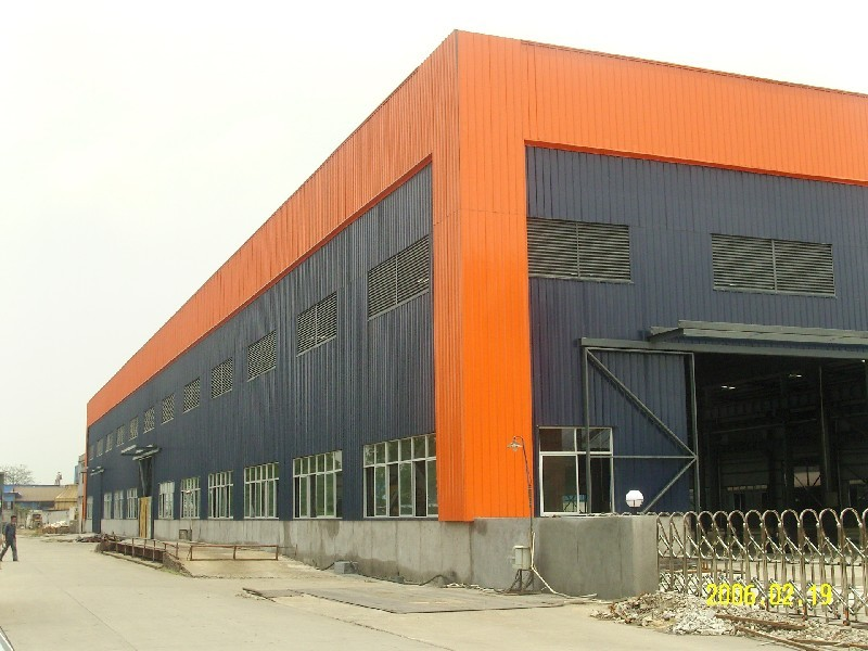 Xgz Steel Structure Prefab House/Villa/government program/Shopping Center
