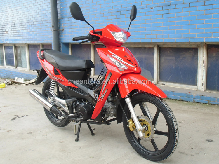New 4 Stroke Cheap 50cc 110cc Super Cub Motorcycle.jpg
