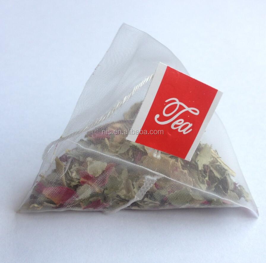 OEM Flower tea nylon teabags customize healthy tea with private label - 4uTea | 4uTea.com