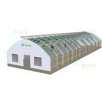 Large Commercial Green Houses Agriculture Greenhouse Guangzhou