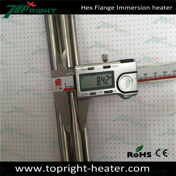 Electric Water Boil Heater Flange Heater 2.5-15kw