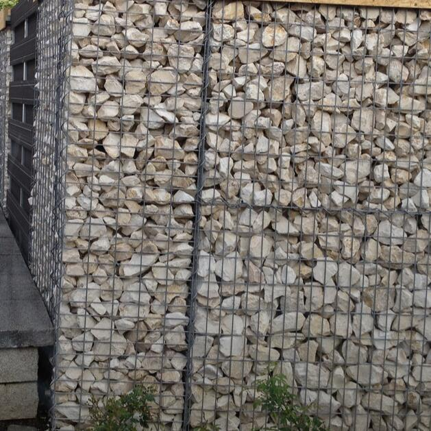 Decorative Gabion Wall Design, Decorative Gabion Wall Design