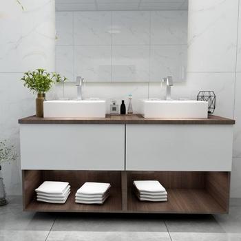 Modern Bathroom Vanity Australian Standard Wood Grain ...