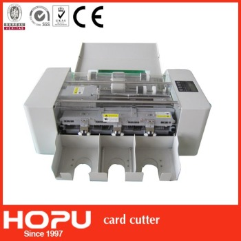 Hopu mini name card cutting machine business card making machine hopu mini name card cutting machine business card making machine reheart