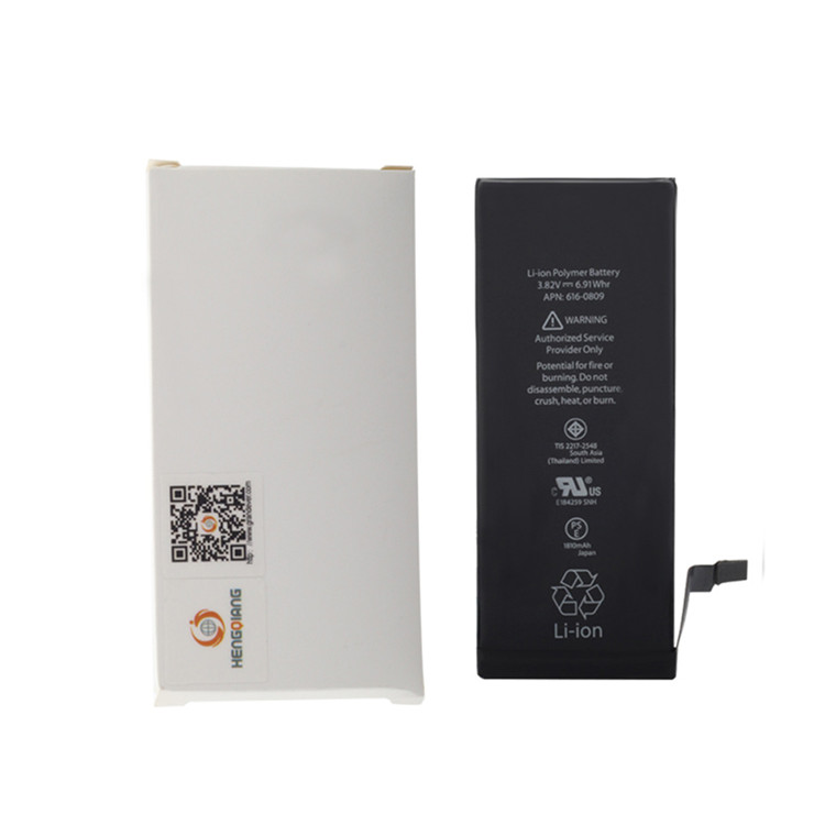 100% capacity OEM phone battery For Iphone 6 6s 7 7p 8 8p battery replacement