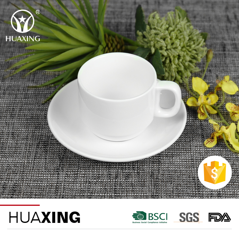 Wholesale alibaba white porcelain bulk chinese tea cups with high quality