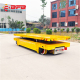 hydraulic lifting cable drum power rail road scrap transfer bogie