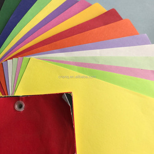 S&Q Coated Offset Printing Colored Paper 250g CP001-020