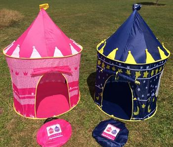 Castle Design Pink Color Round Shape Kid Play Tent Diy Kids Tent & Castle Design Pink Color Round Shape Kid Play Tent Diy Kids Tent ...