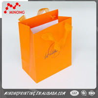 China Factory Handmade birthday gift paper bag