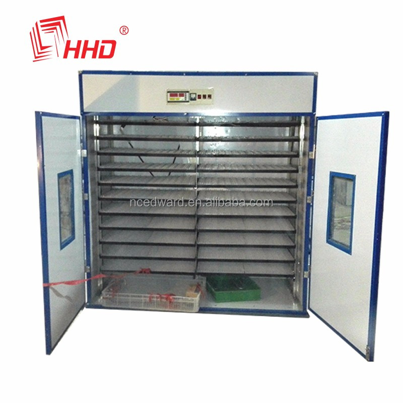 HHD brand High Capacity price incubator 5000 eggs chicken/turkey egg incubator
