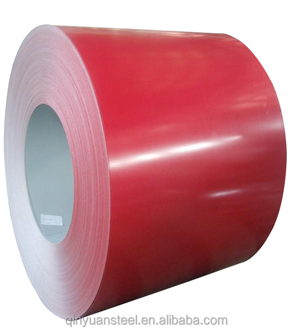 painted color galvanized steel coils for corrugated metal house roofing