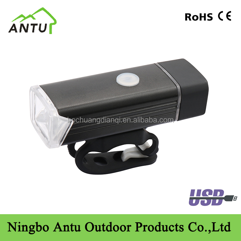 wholesale high brightness good quality usb bike light bicycle l light