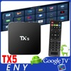 ENY TX5 Amlgoic S905X Quad Core 4K Android 6.0 android smart tv with root access