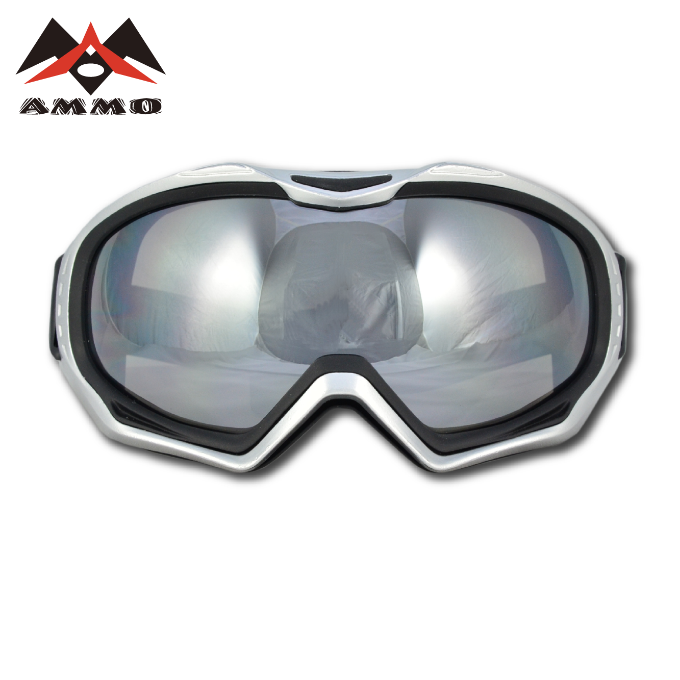 흰 눈 helmet ski 고글 black sport glasses