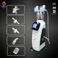 Best body shape vela shape & cryo vacuum suction cellulite reduction machine