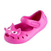 2016 special offer girls boys sandals baby girl shoes toddler shoes summer kids flat shoes children