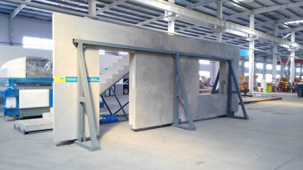 Precast Concrete Tilting Table For Wall Panel Production