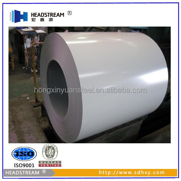 Color Coated Galvanized Steel Coil from China Steel Factory