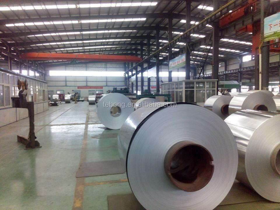 8011 1235 Industry Bulk Aluminium Foil Jumbo Roll Price/industrial ...