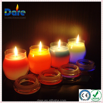 Patical Restaurant Table Candle With Glass Holder Buy Restaurant - Restaurant table candles
