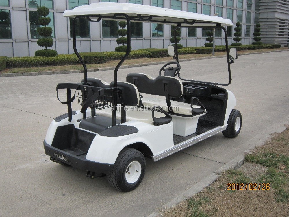 Best quality Electric utility vehicle with CE certificate ,4 Seater electric golf cart