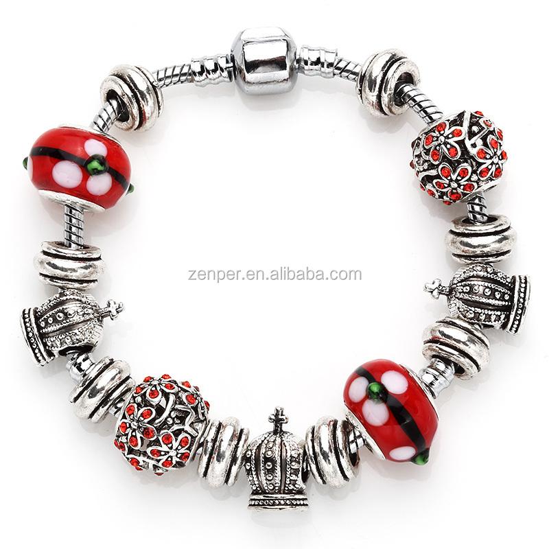 Crystal Bracelets For Women Bracelets & Bangles fashion handmade Jewelry