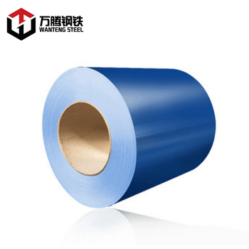 Ral ppgi and ppgl manufacturer color coated steel coils