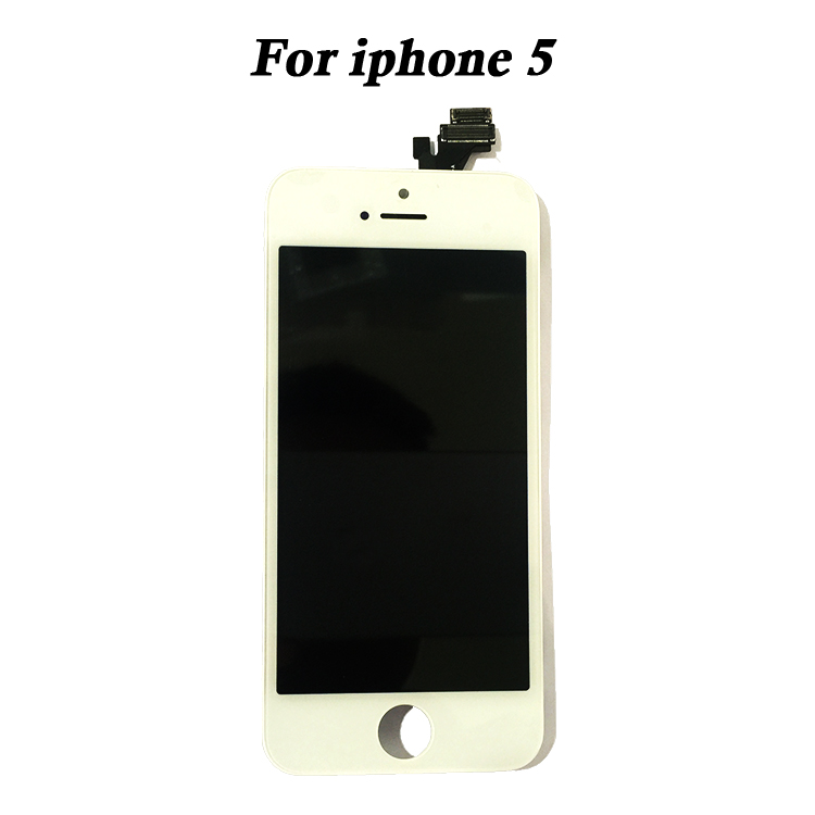 tela lcd para iphone 5s 5c 5 display completo