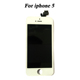 lcd screen for iphone 5s 5c 5 complet display