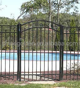 WH-15G7183 Hot sale cheap price security swimming pool surrounding gate