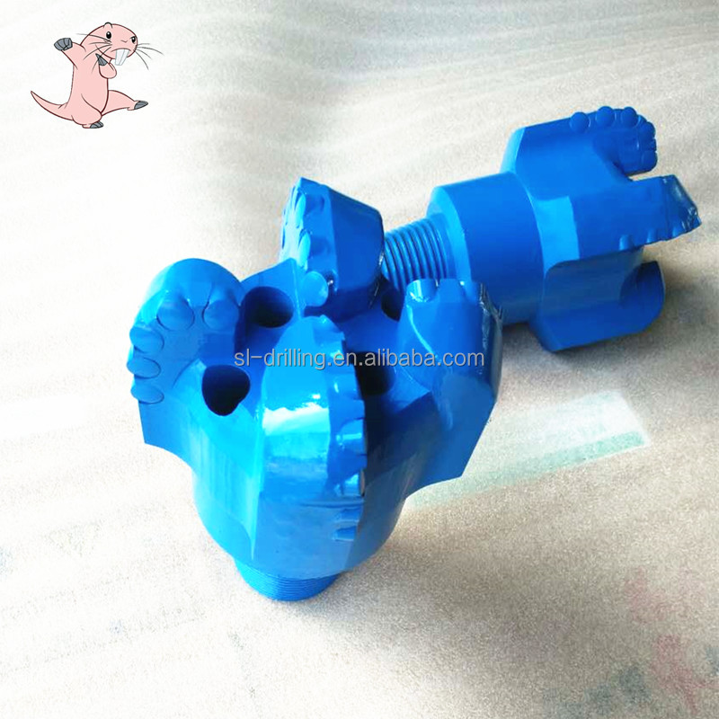 Mineral Ground Drill Bits Drilling Tools Drag Bits Carbide Material Power Tools PDC Drill Bit