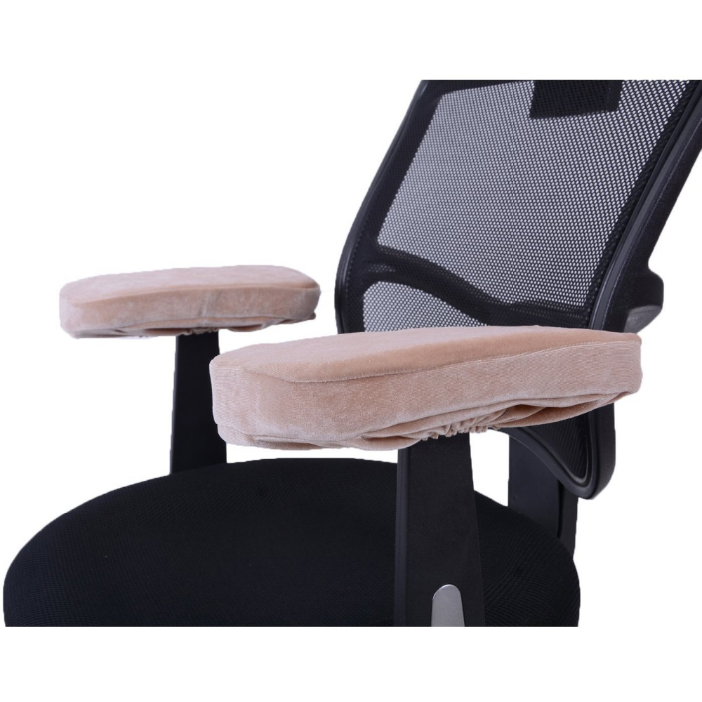 Furniture Accessories 2pcs Chair Armrest Pads For Office Chair Soft Elbow Pillows Pads Protector Long Arm Sleeve Elbow Brace Patches Rest Cushion Wide Varieties