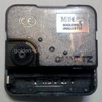 Quartz Clock Movement 5168 Clock Mechanism China Buy