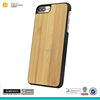 New product 2016 wood bamboo phone case for iphone 7 plus