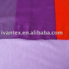 Single Jersey Knitted Fabric Plain Dyed Viscose Elastic Fabric