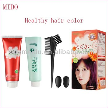 Jiessia Best Quality Hair Color Cream Lowest Price Illuminate Hair ...
