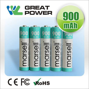 High quality stylish rechargeable square battery