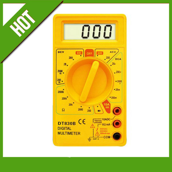 Cheap Price DT830B digital multimeter
