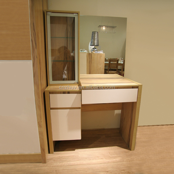 Customized Produced Dresser With Mirror And Lights As Per