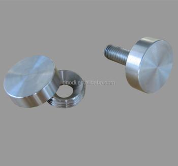Custom Brass Aluminum Stainless Steel Decorative Screw Cover