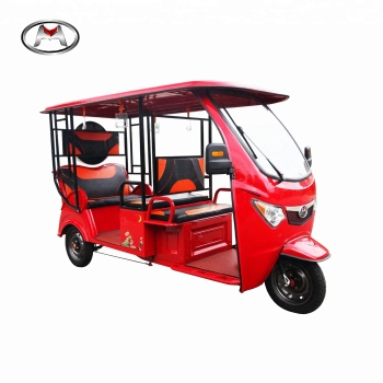 New Design Penger Electric 3 Wheel Car Tricycle S In Philippines Street Legal Tuktuk