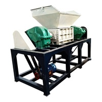 zip-top can shredder tires recycling machines turnings shredder machine
