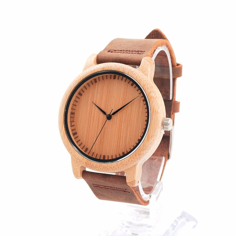 watch custom groomsmen mens watches wood justwood perfect premium atlantis idea gift zebra wooden