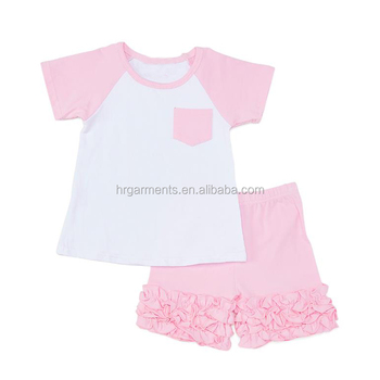 Wholesale Child Cotton Clothes Wear Best Selling Items Clothing New