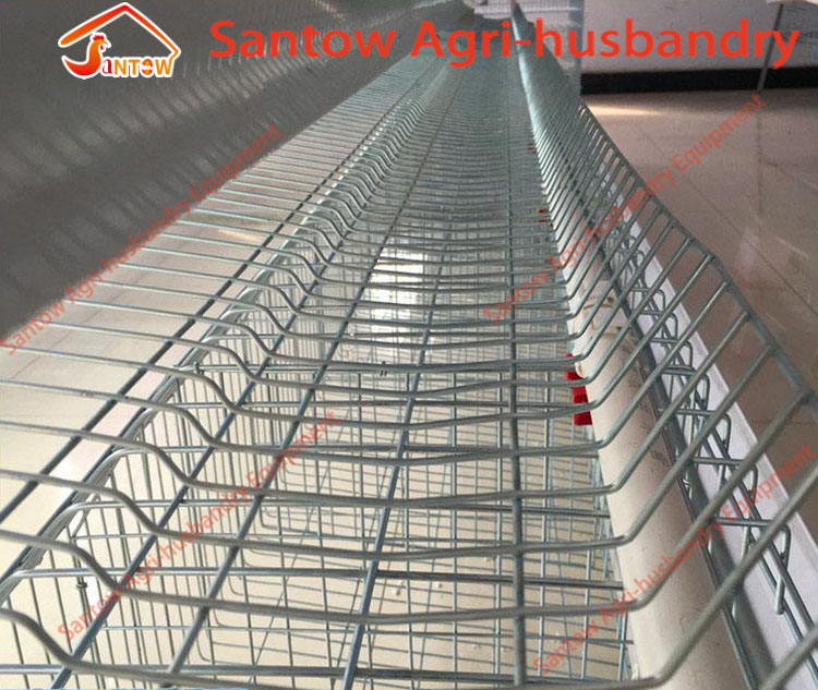 Hot Galvanized Chicken Layer Cage Cold Galvanized Battery Cage Systems For Sale Nigeria Africa Poultry Layer House