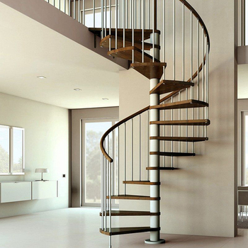 Latest Design Portable Spiral Interior Stairs