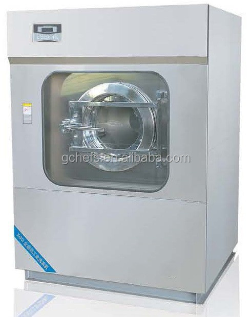 Guangdong laundry washer and dryer price/China laundry washer dryer machine for sale Full Automatic Washer Extractor (20 kg)