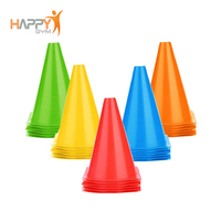 Wholesale PE Sports Football Soccer Training Obstacle Cones